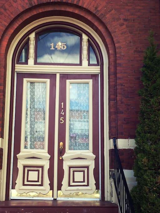 Welcome to 145 Germain Street!