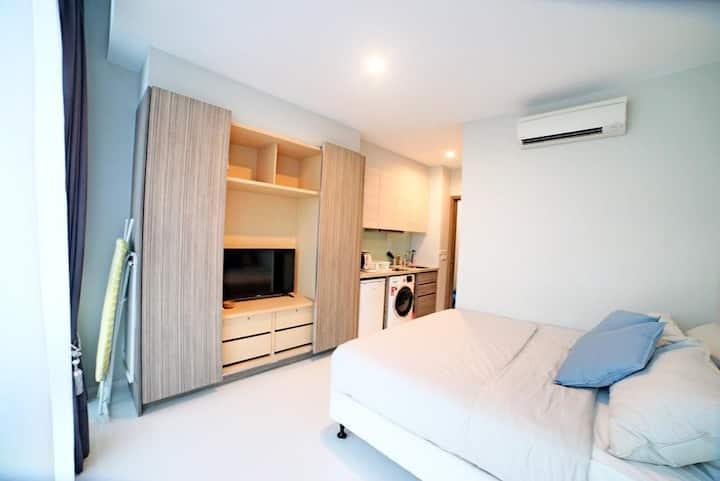 Comfy & Relaxing Studio APT near Farrer Park MRT