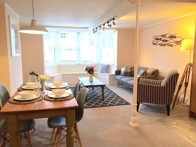 Smugglers Loft, Lymington - Lymington - Apartment