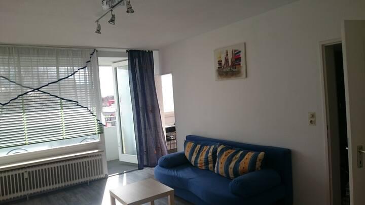 Quiet apartment