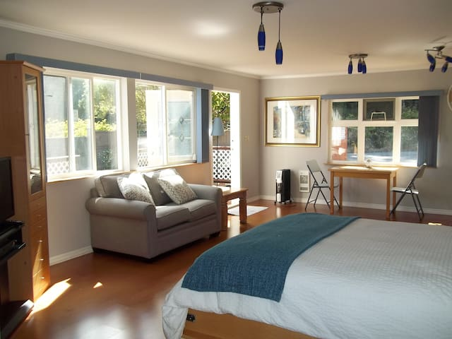 Backwoods Cottage - Port Hardy - Daire