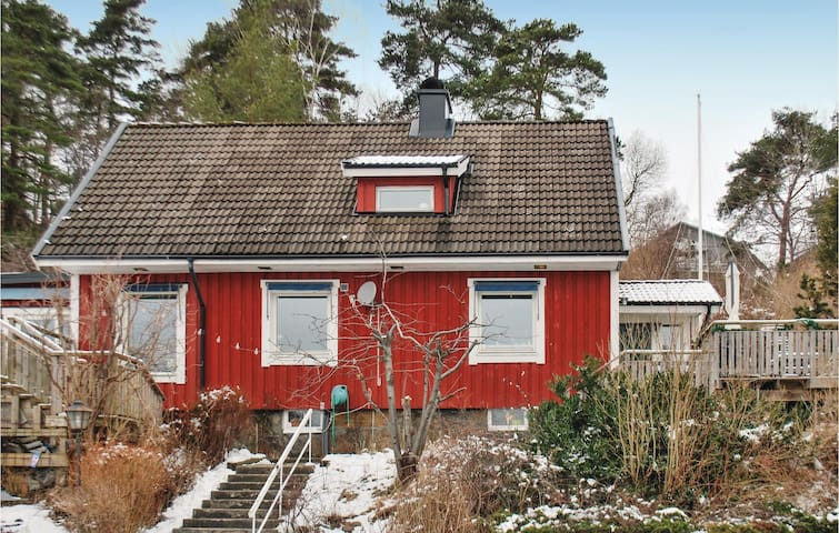 Holiday cottage with 4 bedrooms on 159 m² in Sävedalen