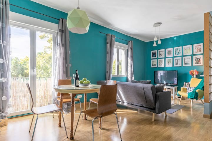 Madrid's Brooklyn apartment