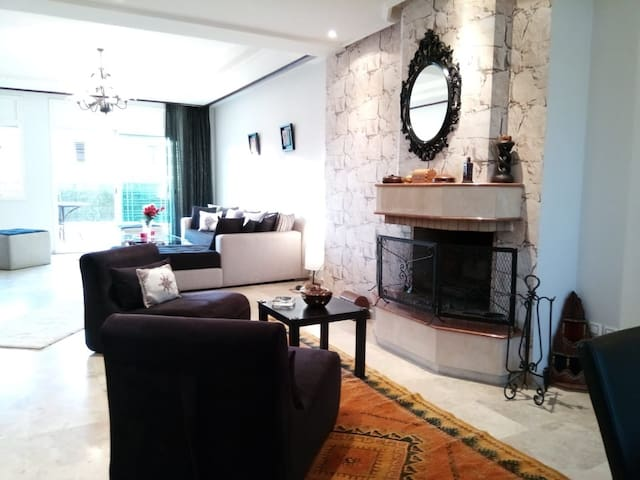 Luxury central apartment to discover Rabat