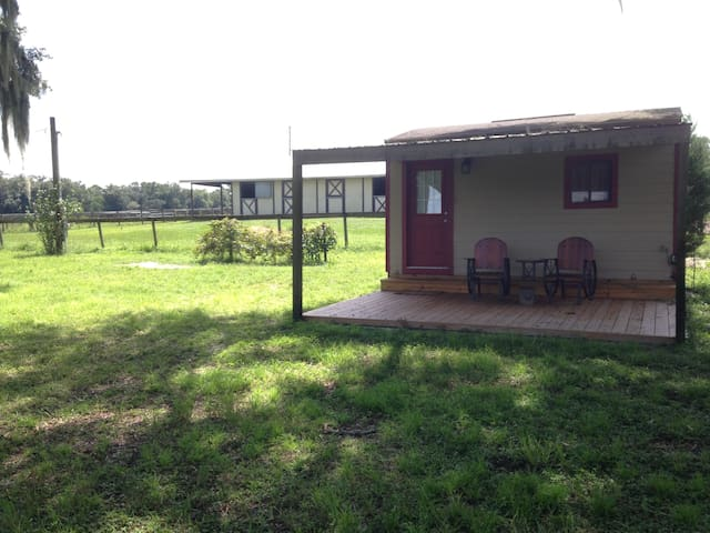 Triple C Ranch - Brooksville - Casa de campo