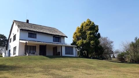 Westcliffe Thatch House