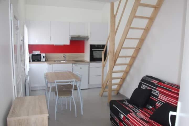 4-Appartement calme, proche La Rochelle, ile de Ré