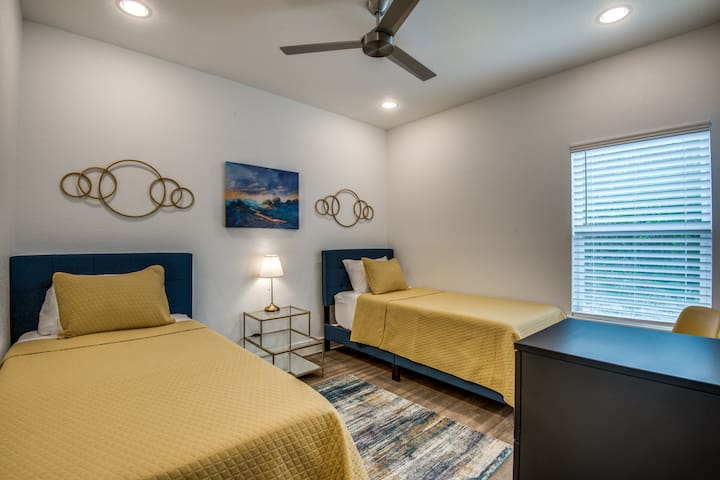 Two Twin XL Beds in bedroom 2
