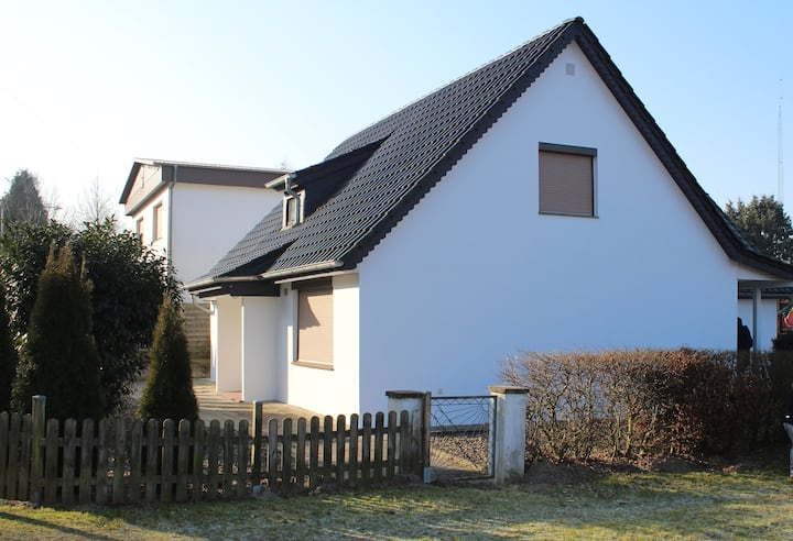 Ferienhaus am Kreidesee - Taucher willkommen!!
