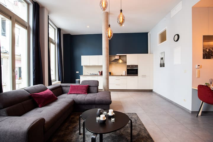 1 All New Luxe appartment+Parking Near Grand Place