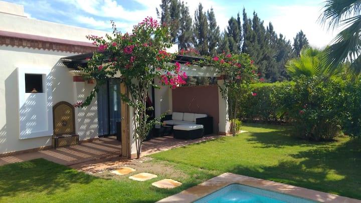 Splendide villa sans vis à vis avec piscine privée