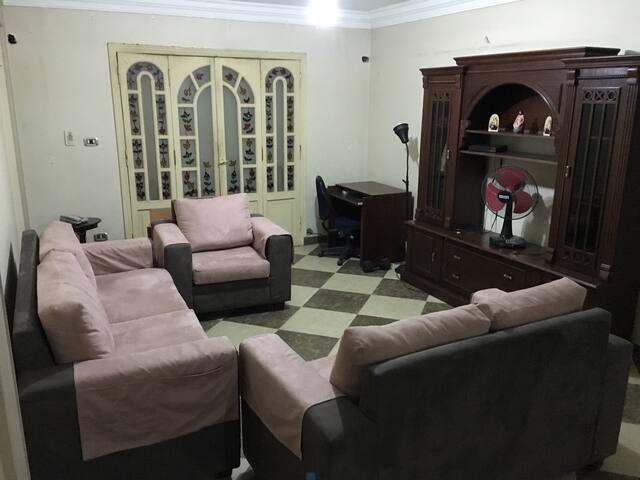 Charming spacious flat @ Heliopolis - Cairo - Apartment