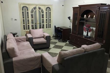 Charming spacious flat @ Heliopolis - Cairo