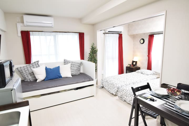 1 station five minutes to Shinjuku!&near Shibuya!! - Shibuya-ku - Appartement