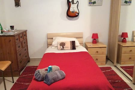 Single room in Centre of Malta - Attard