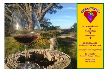 Romantic Vineyard Pyrenees B&B - Amherst