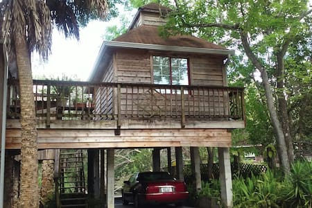 "This is our ""Little House"" . - New Port Richey"