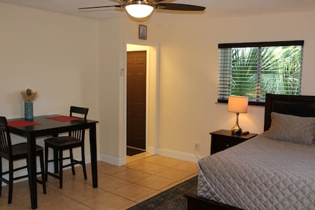Large studio for couples & business travelers! - House