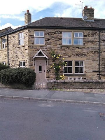 Charming Room in a Cottage - Addingham - 통나무집