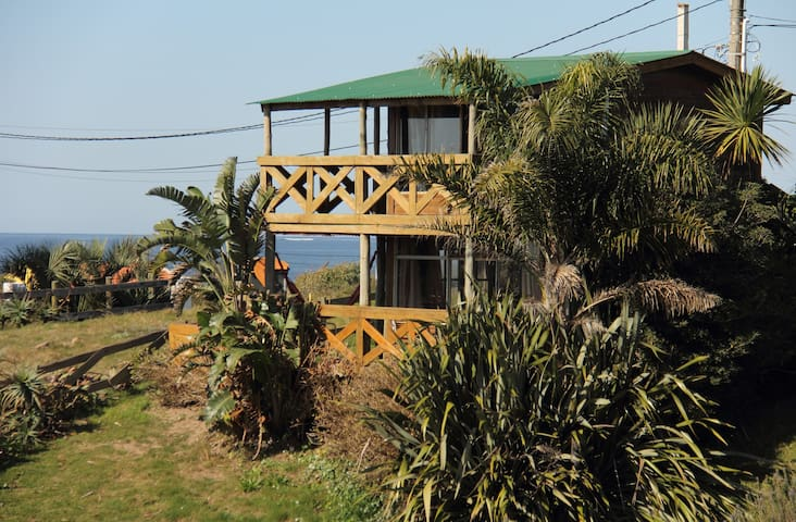 Achira: Beautiful house with great view