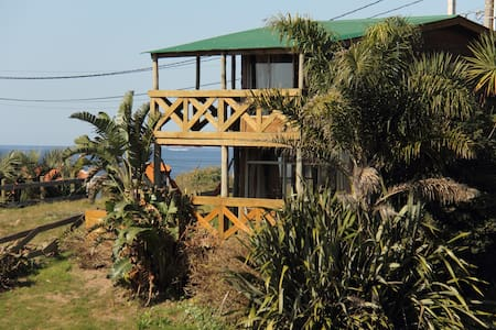 Achira: Beautiful house with great view - Arachania