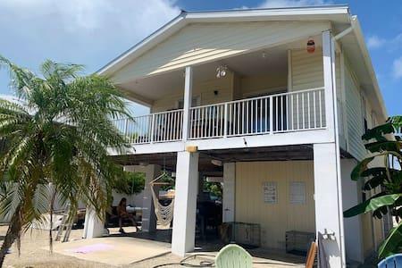 Sunny Lei Keys House.