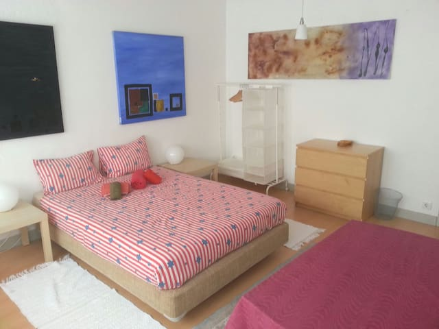 Double Room Campo Lindo Oporto