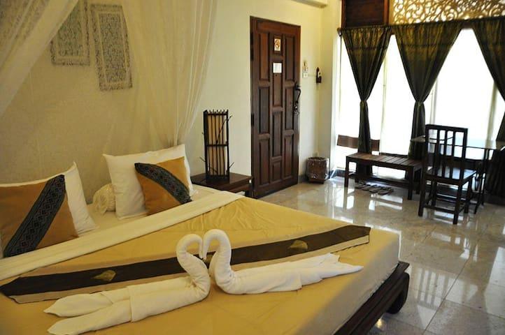 Classic Double Room in Sukhothai - Tambon Ban Suan - Leilighet