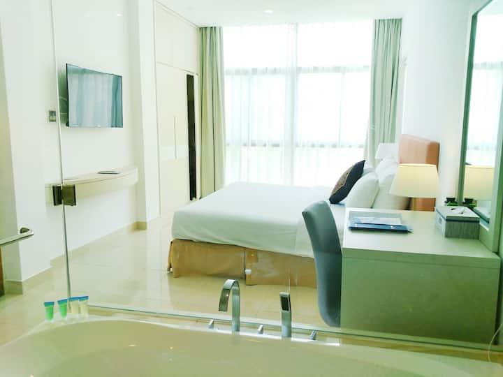 Căn hộ Diamond Bay Spa & resort Nha trang Condotel