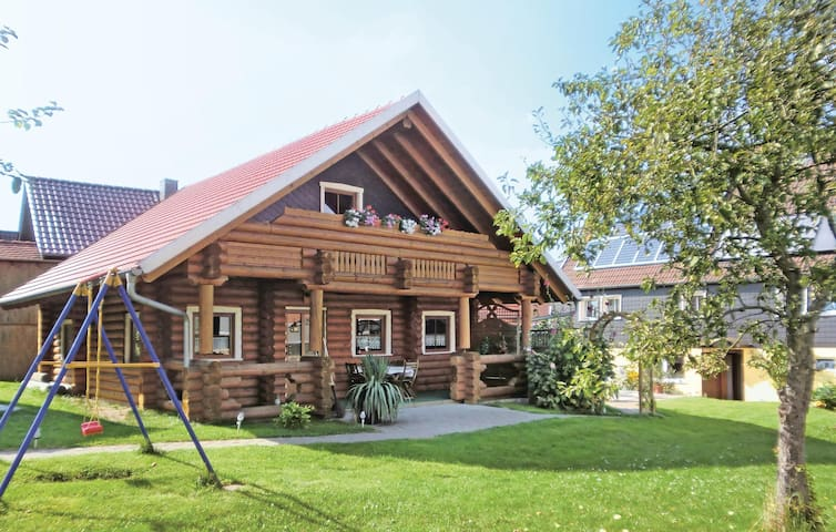 Holiday cottage with 3 bedrooms on 110m² in Harzgerode/Dankerode