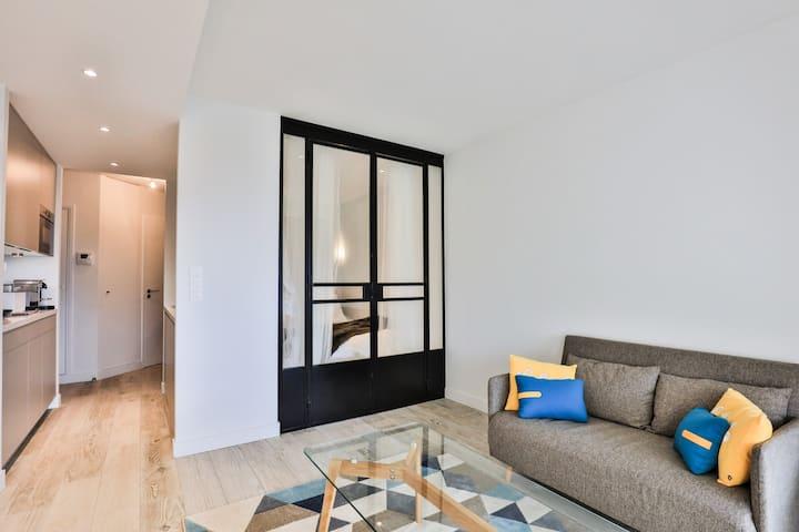 Studio luxe résidence Miramar