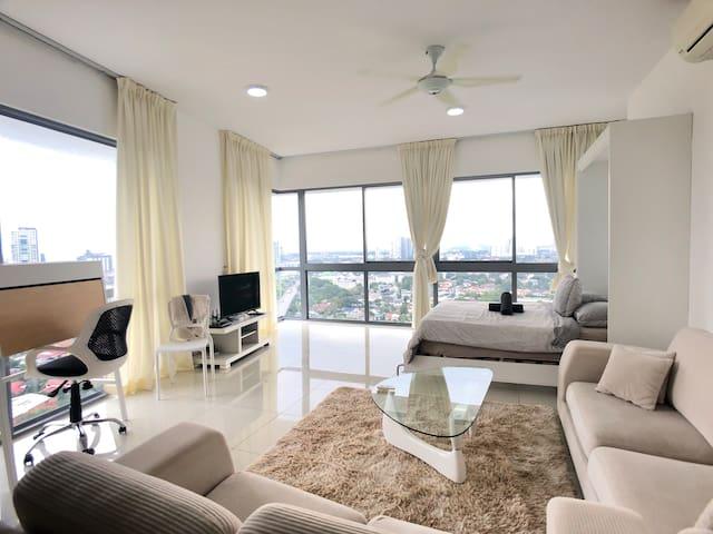 (Sunny Loft) Superb View/Uni. Malaya/Petaling Jaya