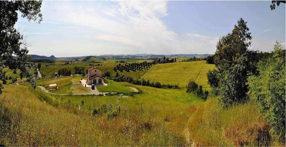 Montecristo Country House - Marsiliana - Talo