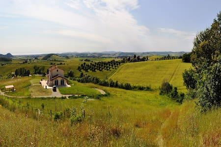 Montecristo Country House - Marsiliana