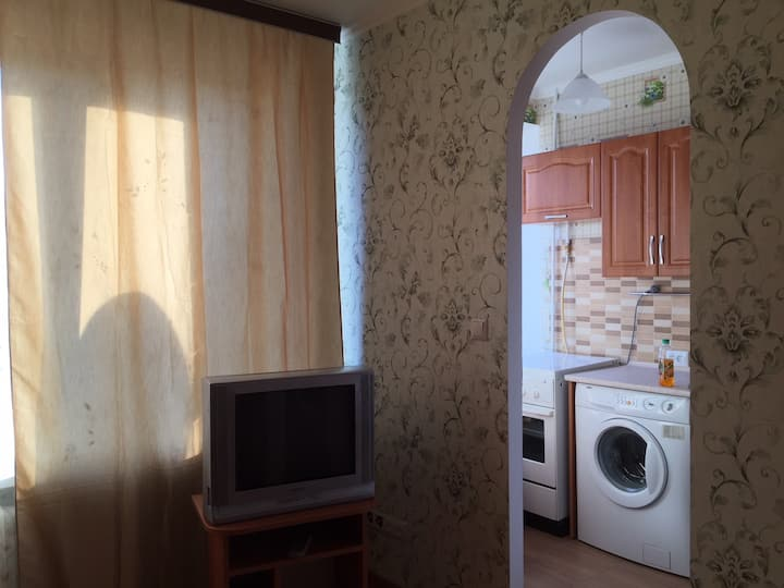 Квартира на озере Тельбин