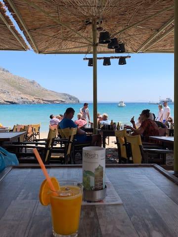 An Aegean Paradise