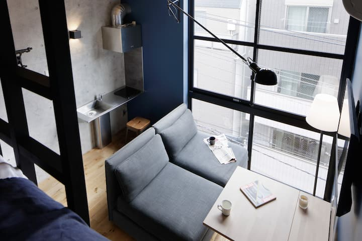 4beds in Tokyo/3mintes from Station : Studio A