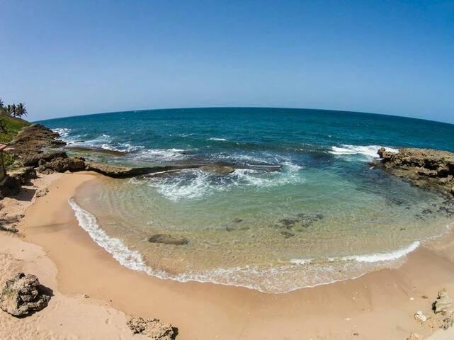 The Ocean Deck