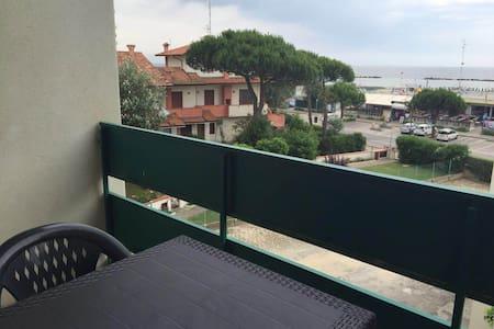 Luminoso bilocale sul mare - Lido Adriano - 公寓