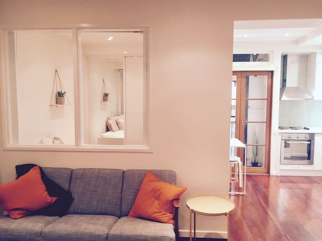 Darling Point Apt: City and Harbour at your door