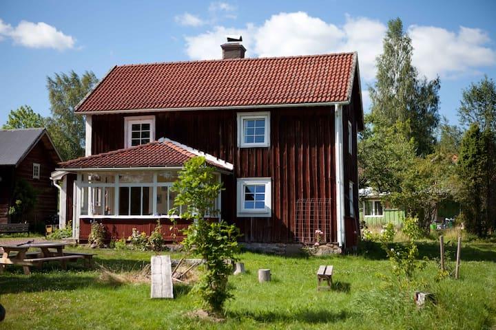 Ferien bei Bullerbü, Haus Tomte - Mariannelund - Maison