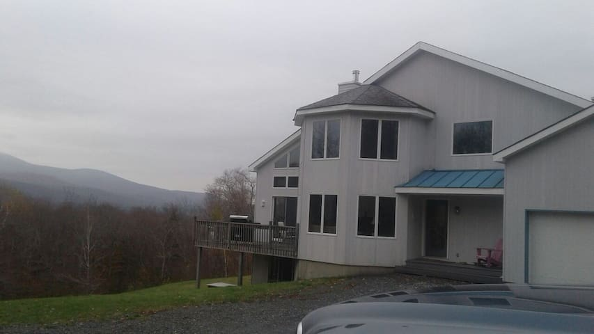 Family ski house - Mendon - Dom