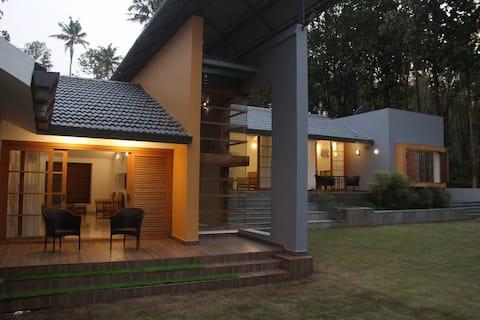 River Edge  God's Own Villa Home Away Home