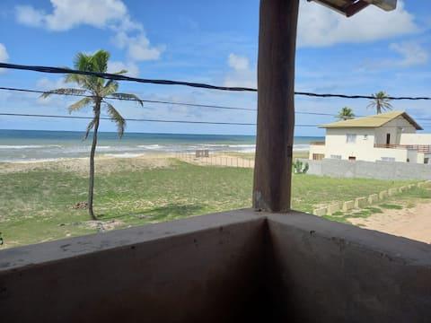 Hus, 2 sviter vid havet Baixio BA