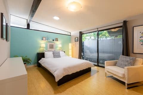Large/Spacious Modern Room