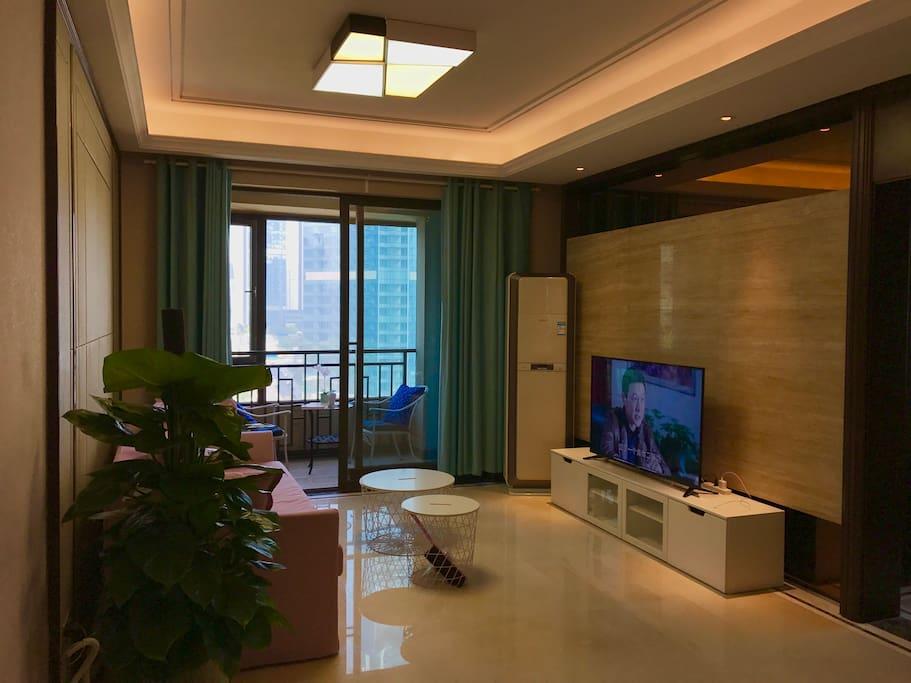温馨舒适的客厅(2)