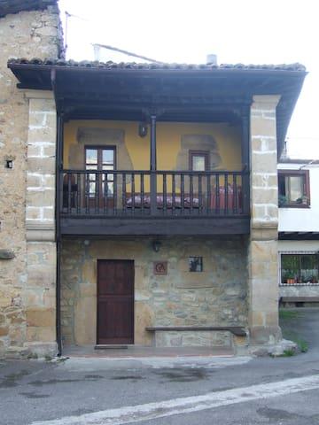 Auténtica casa rural en Arenas de Cabrales
