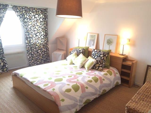 Bel appartement sous les toits - Chalon-sur-Saône - Apartment