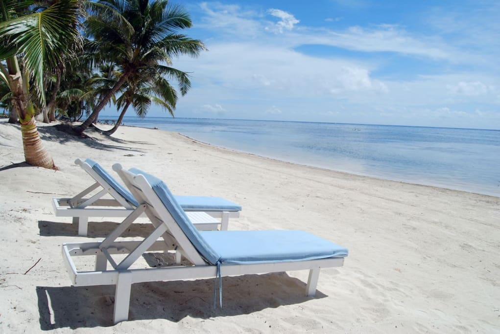 Come relax and enjoy one of the most beautiful beaches of the island!