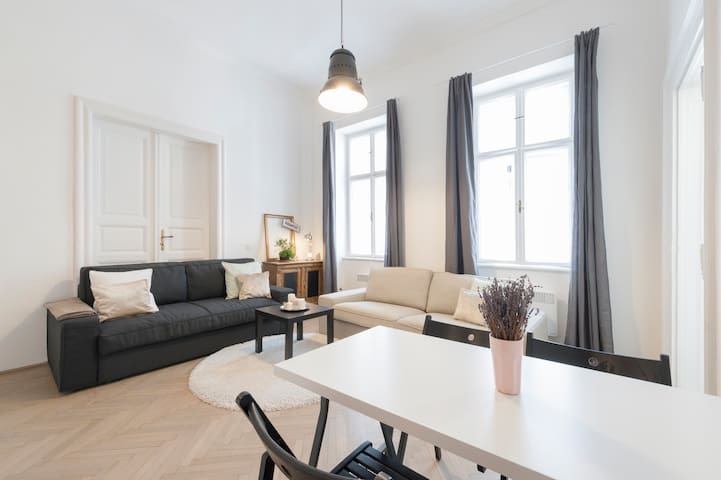 Bright & stylish flat in the heart of Budapest - Budapešť